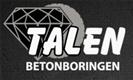 Talen Betonboringen logo